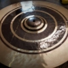 18 inch shimmer series crash cymbal