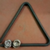 rebar tambourine jingle triangles